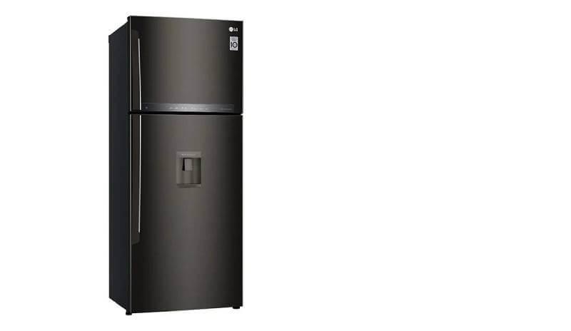 Modelos de refrigeradores lg más usados
